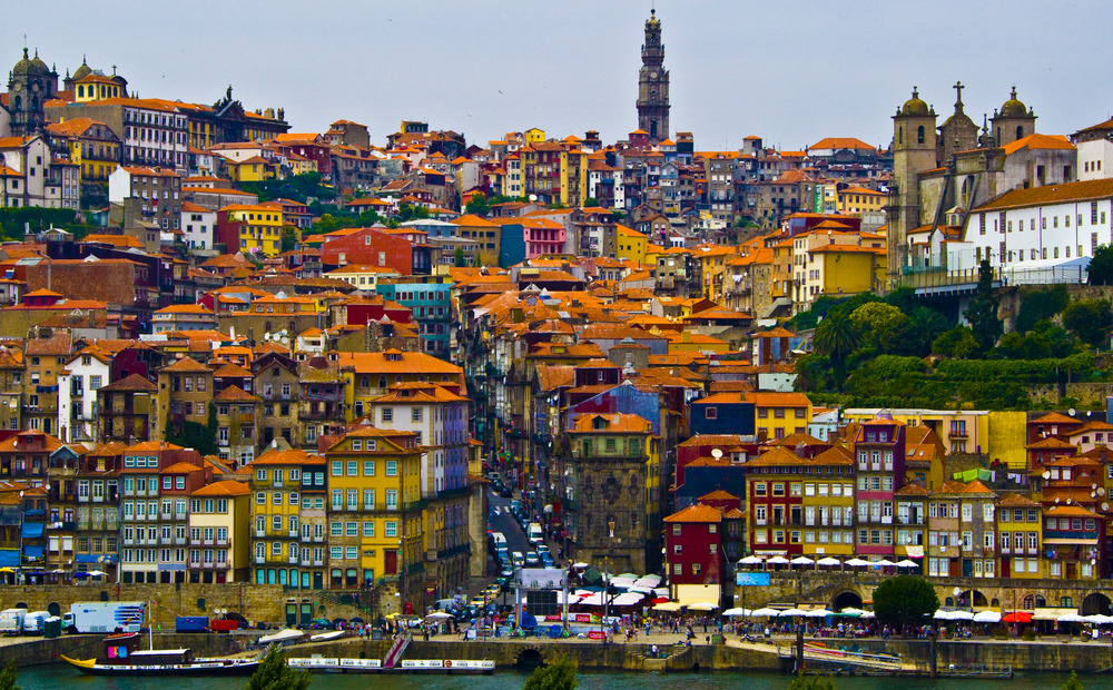 Porto City Tour – Half Day with Port Wine Tasting