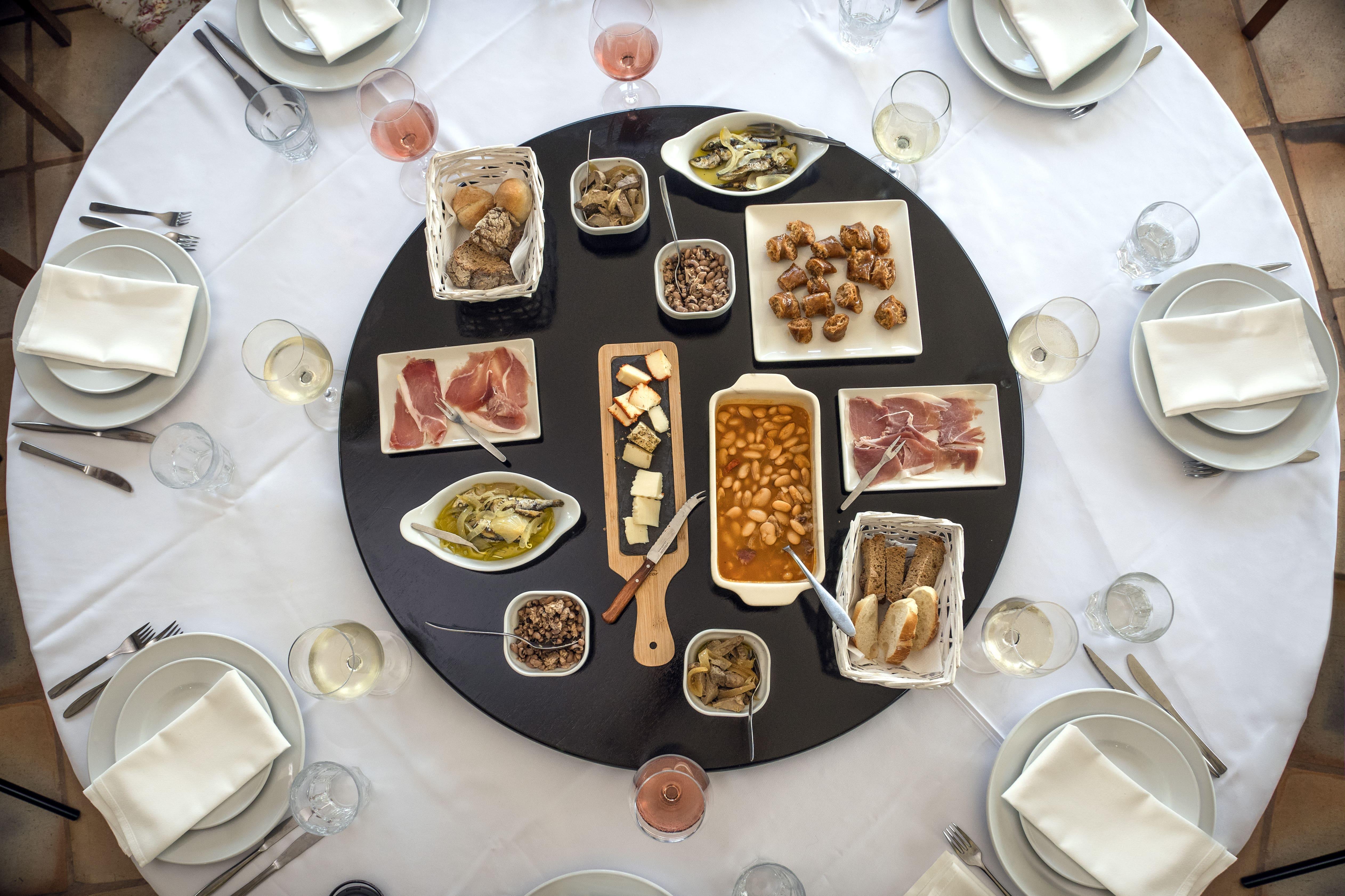 Quinta de Santa Cristina - Regional Meal