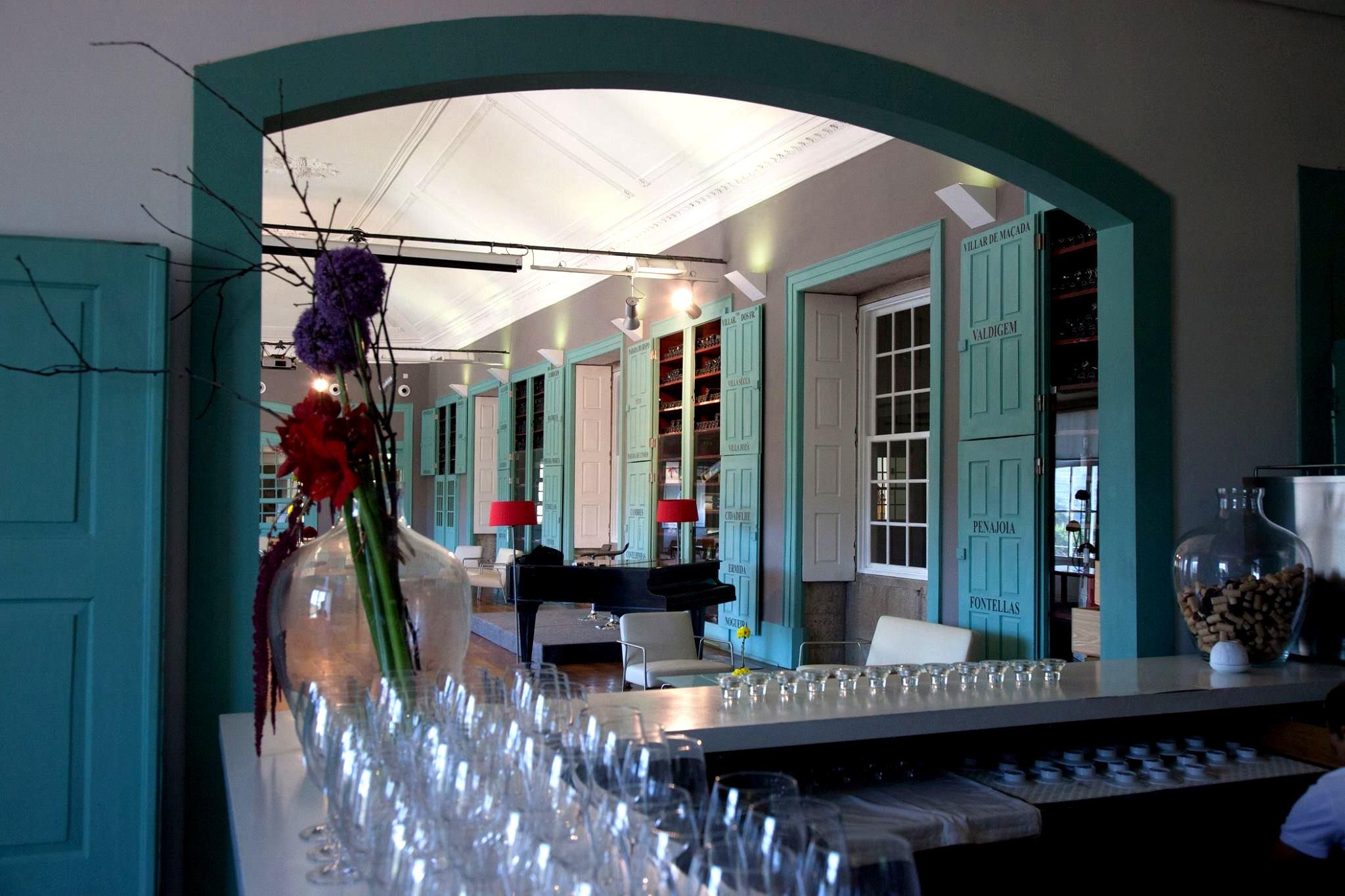 Museu do Douro - Prova de Vinho Comentada