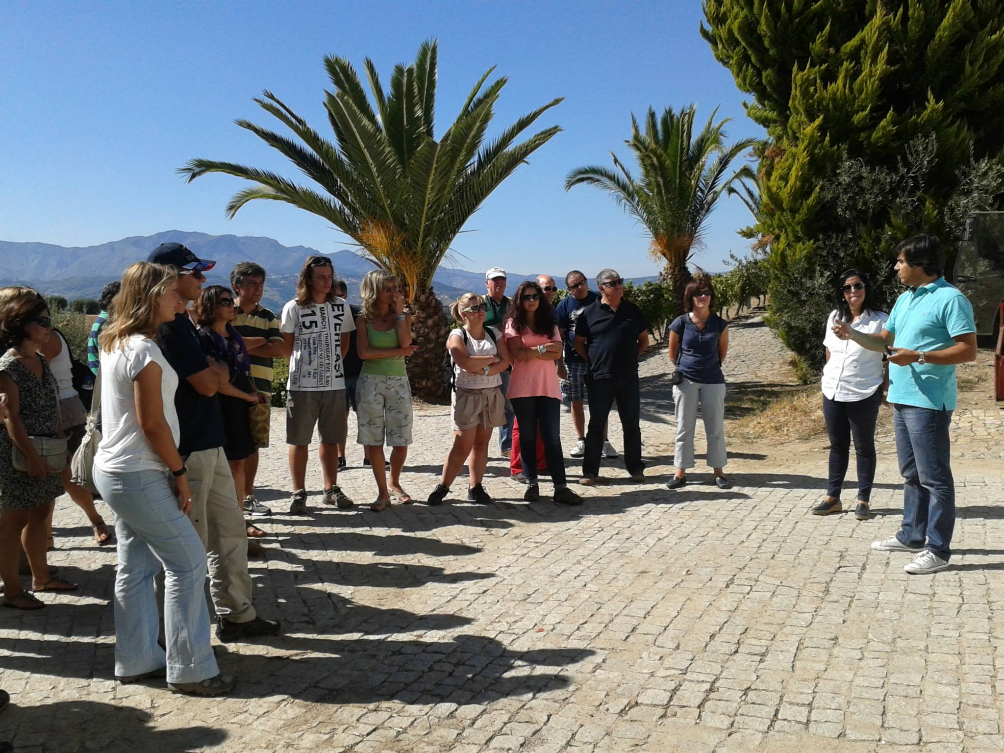Quinta Seara d'Ordens - Visita & Provas