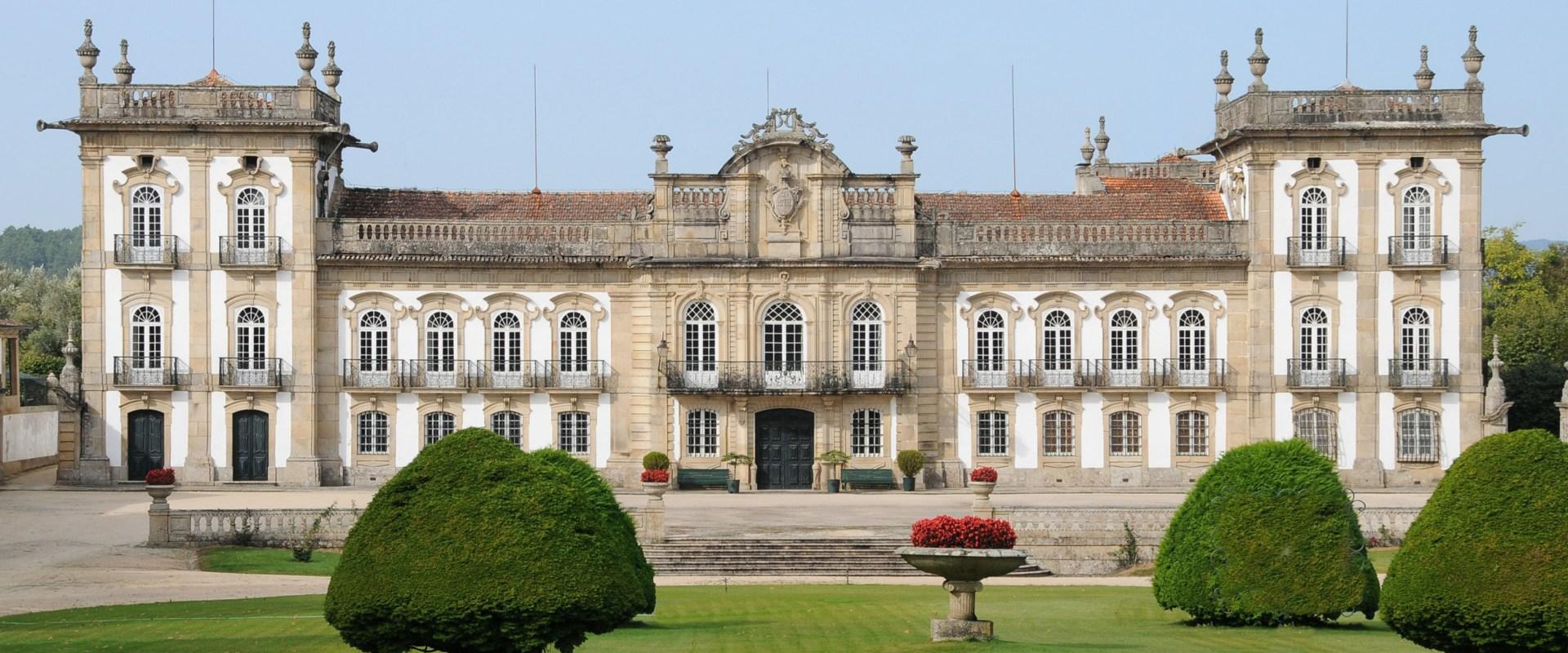 Palácio da Brejoeira - Património & Quinta