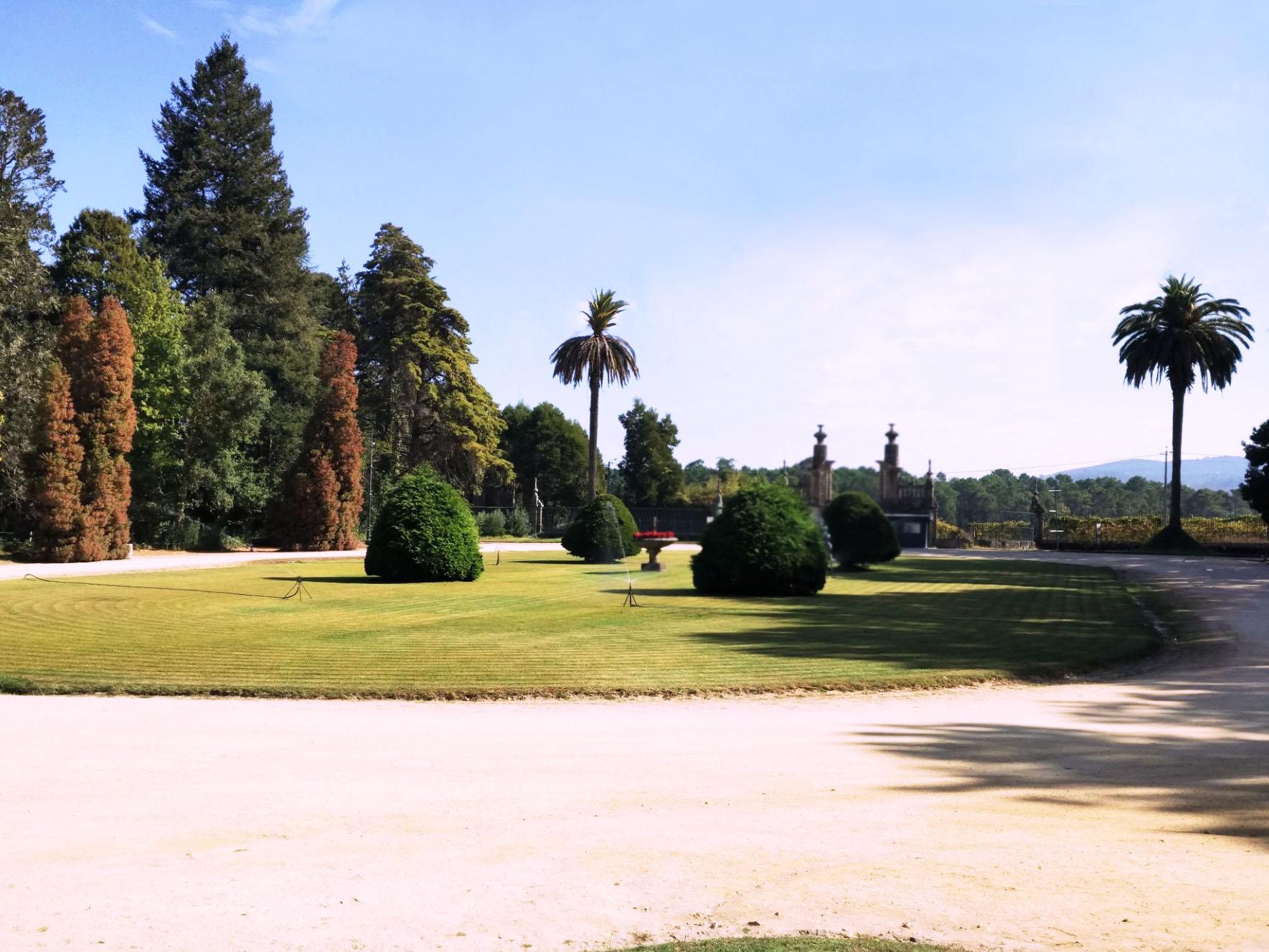Palácio da Brejoeira - Visita & Prova Alvarinho