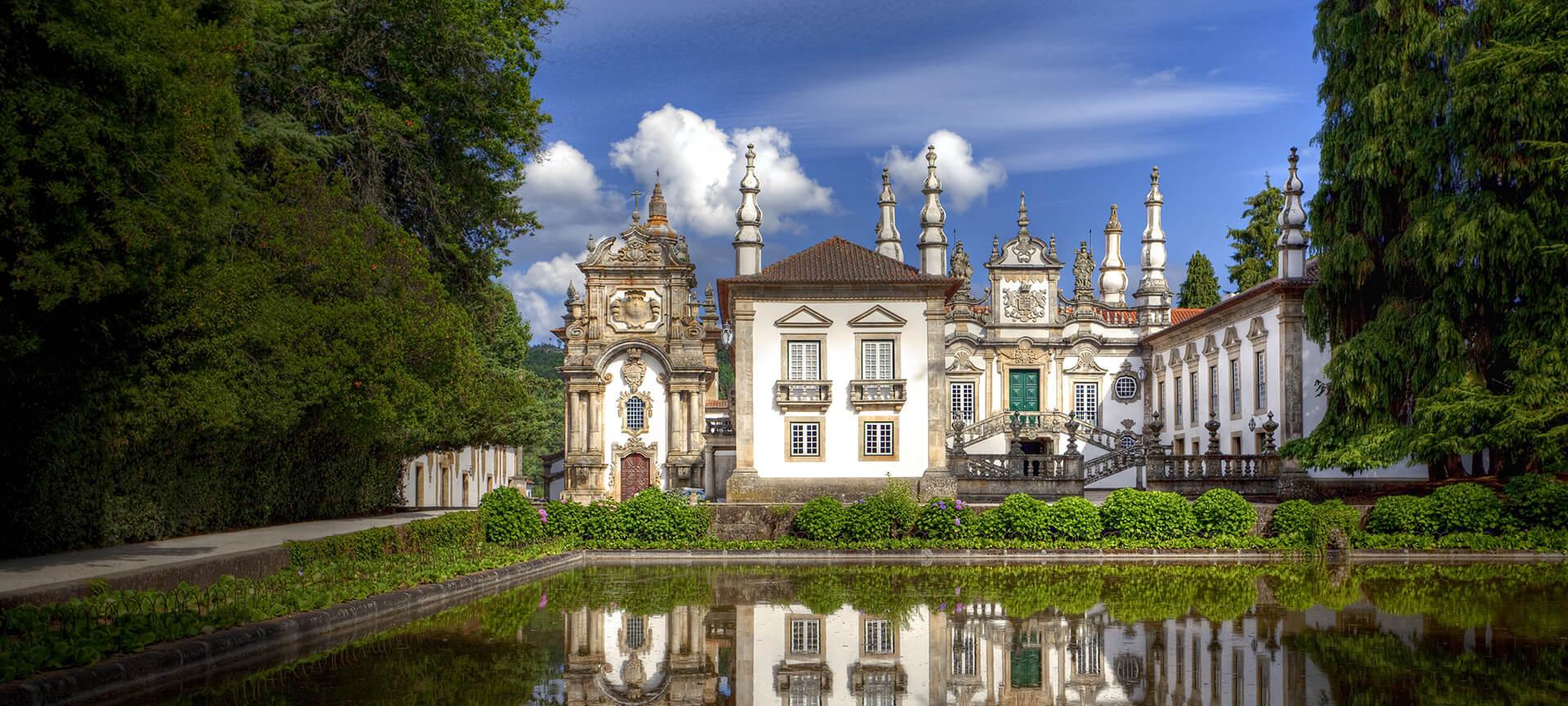 Douro Palace - Douro de História
