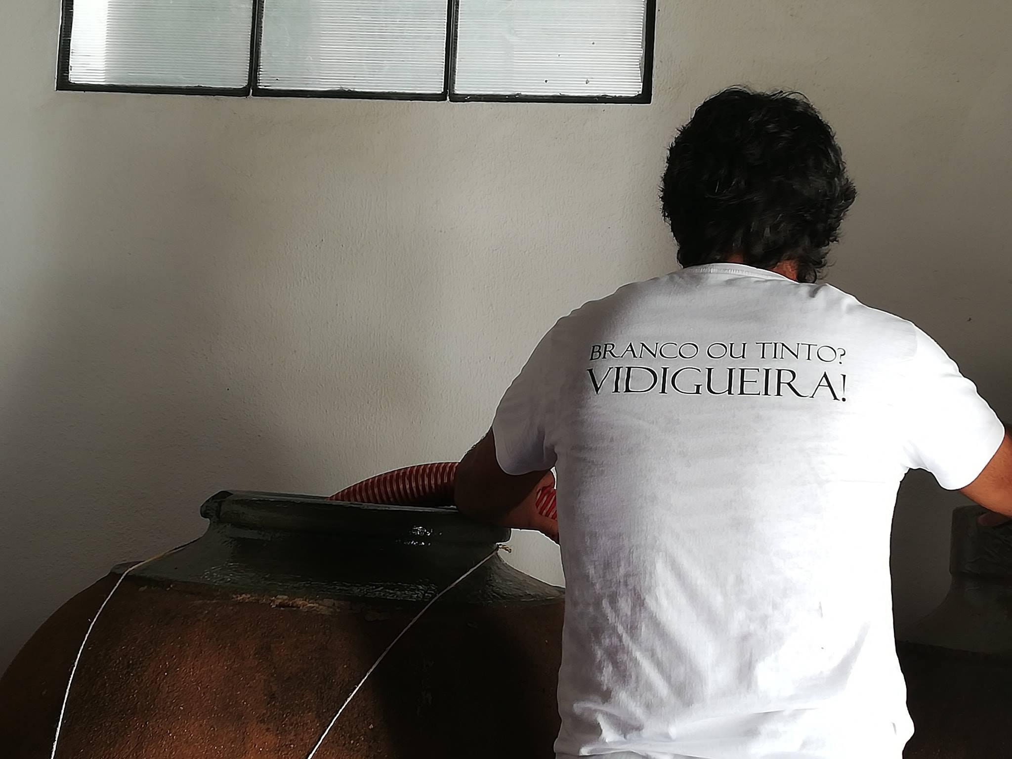 """Adega de Vidigueira - Ato IV """"A Inspiração"""""""