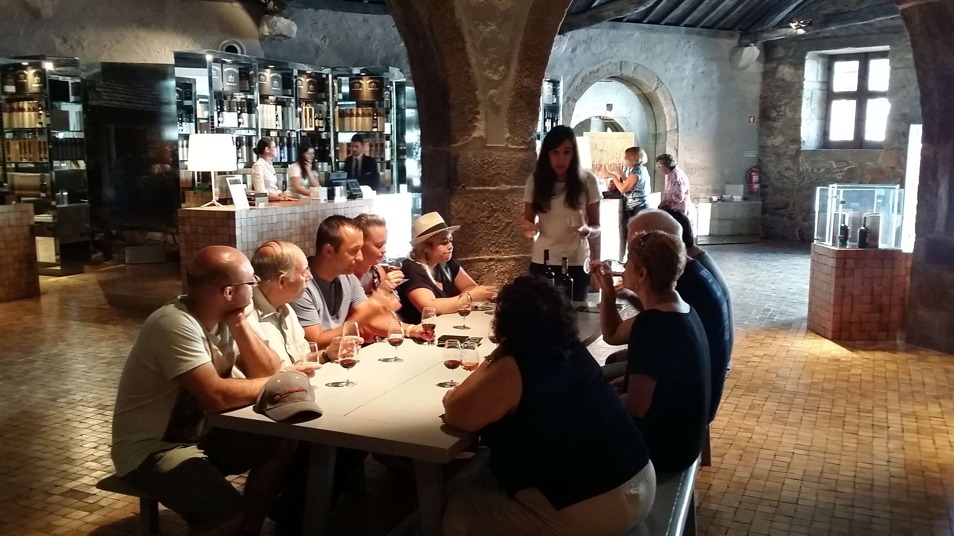 Food, Port Wine and Olive Oil Walking Tour