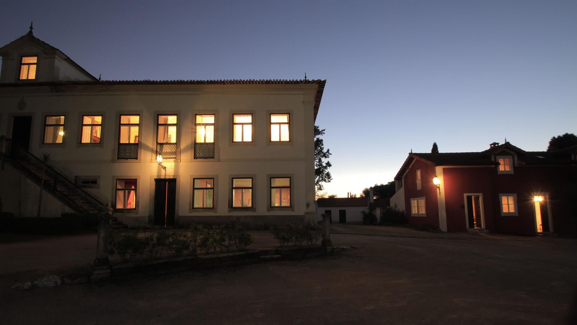 Casa de Mogofores - Noite Secular