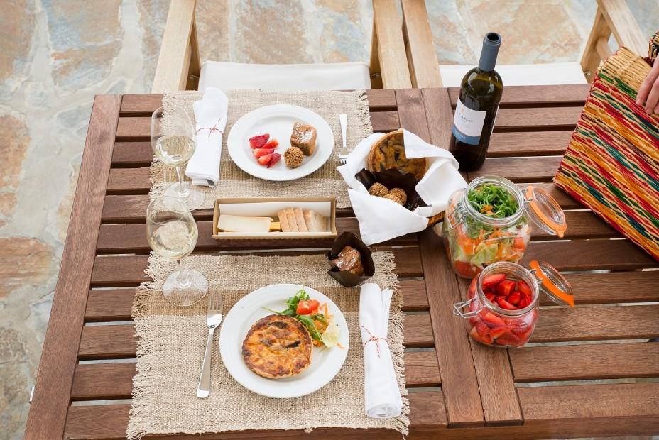 Cruzeiro & Almoço na Quinta da Gricha