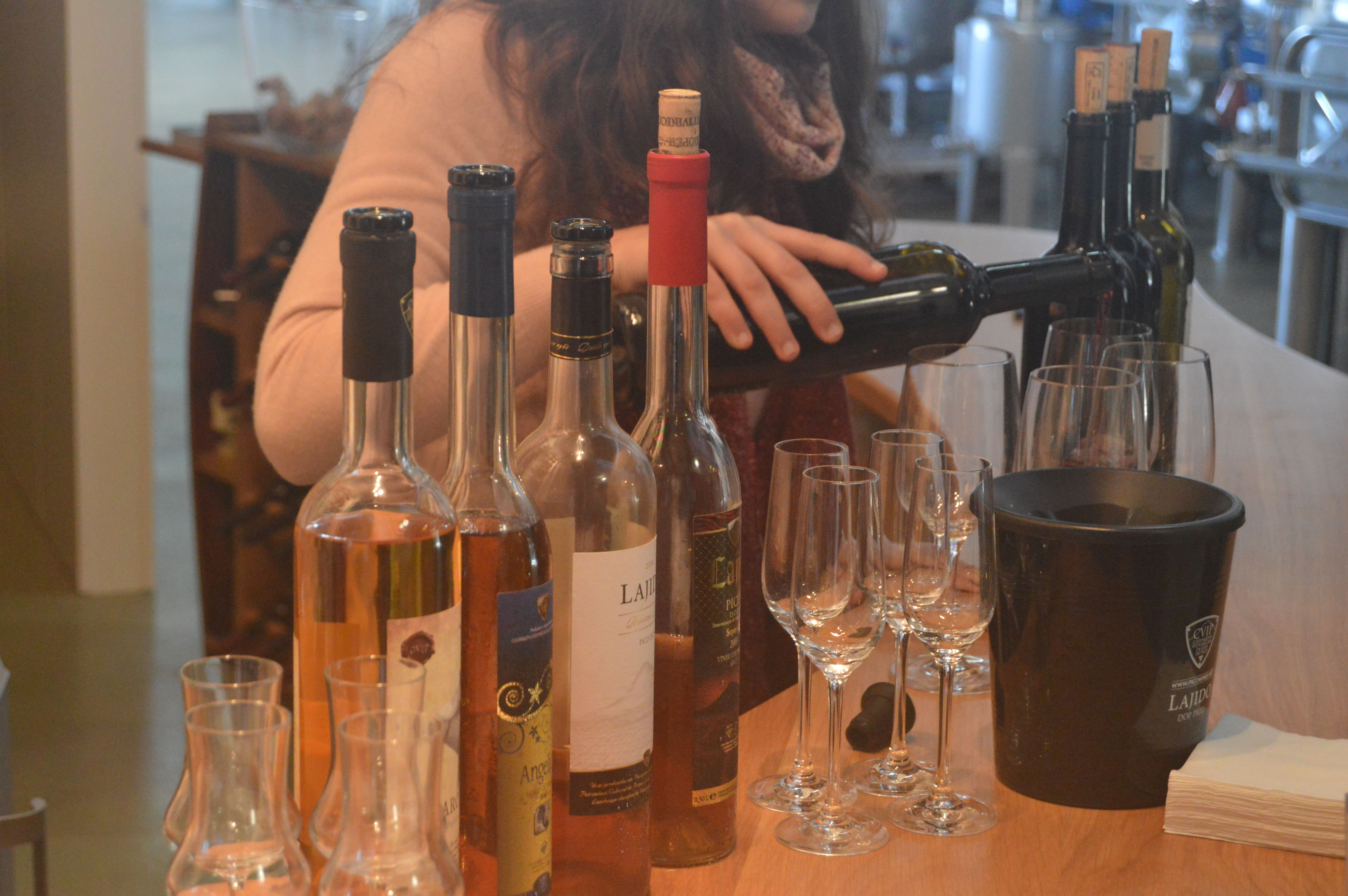 Pico Wine Tour