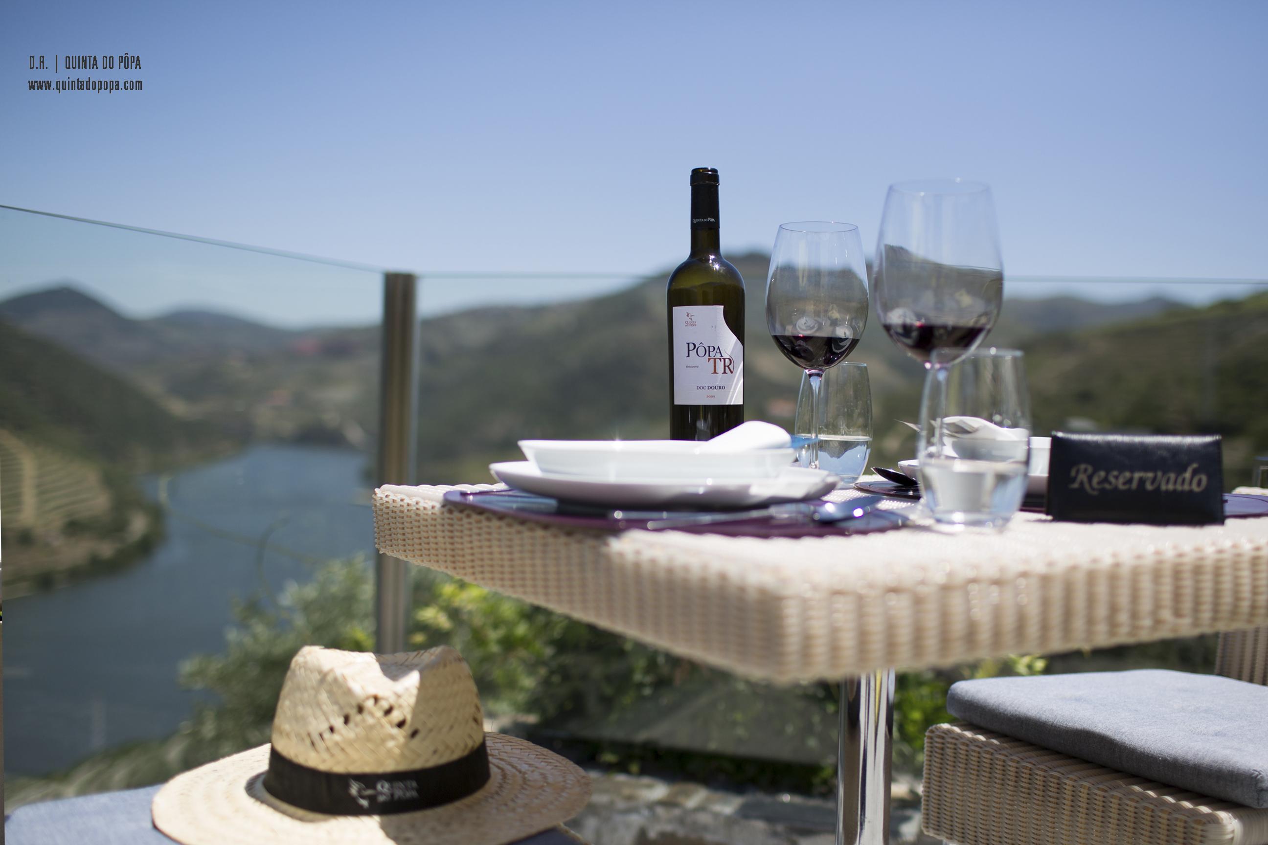 Quinta do Pôpa - Almuerzo Vínico & Cata Premium