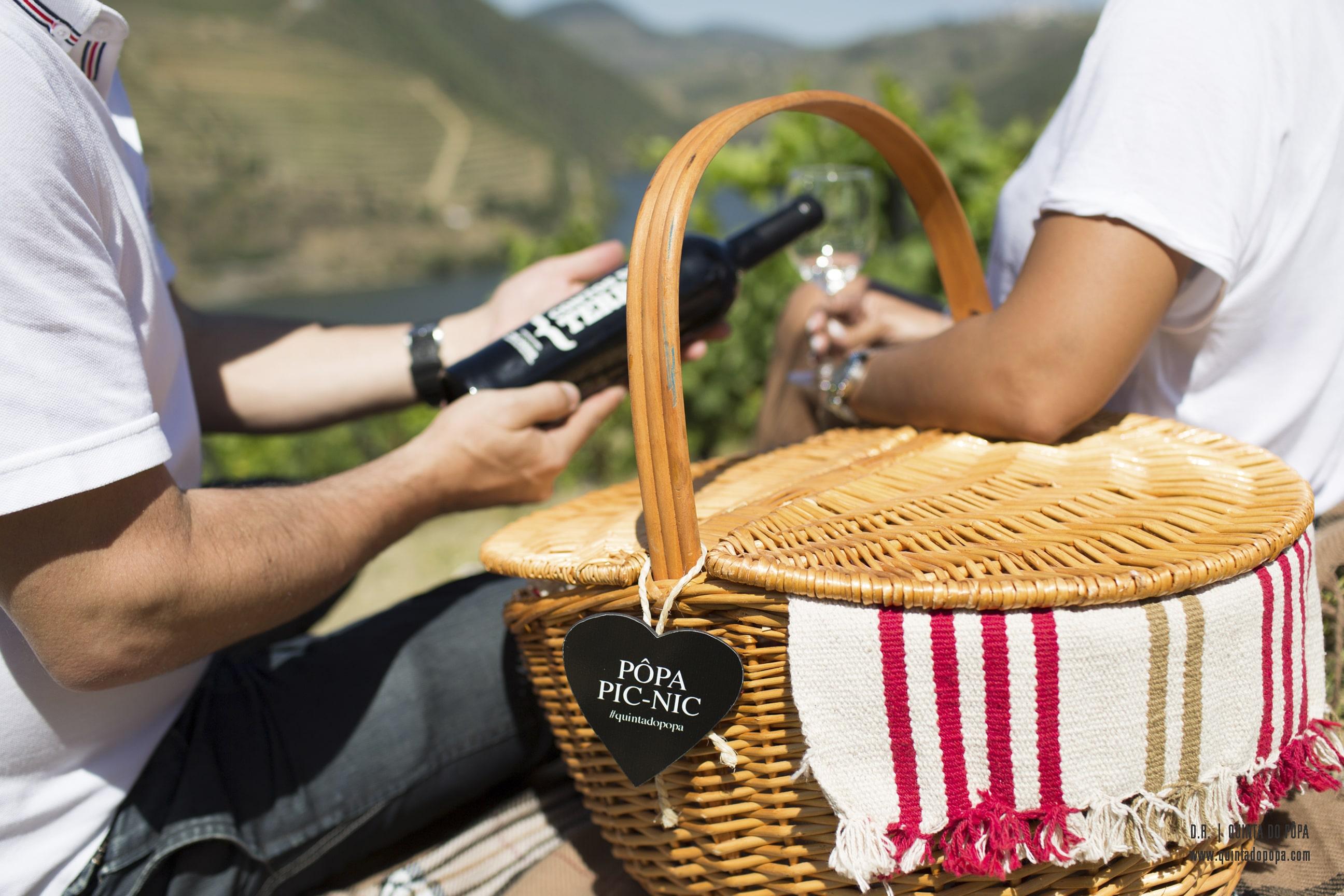 Quinta do Pôpa - Pic-nic Vínico & Prova Premium