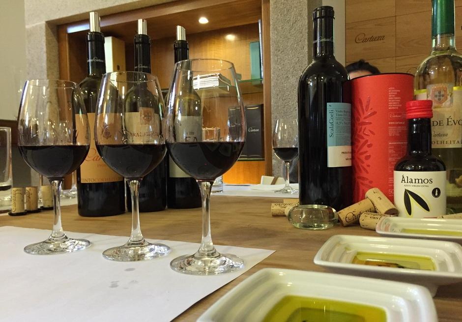 Rota de Vinhos - Évora & Alentejo