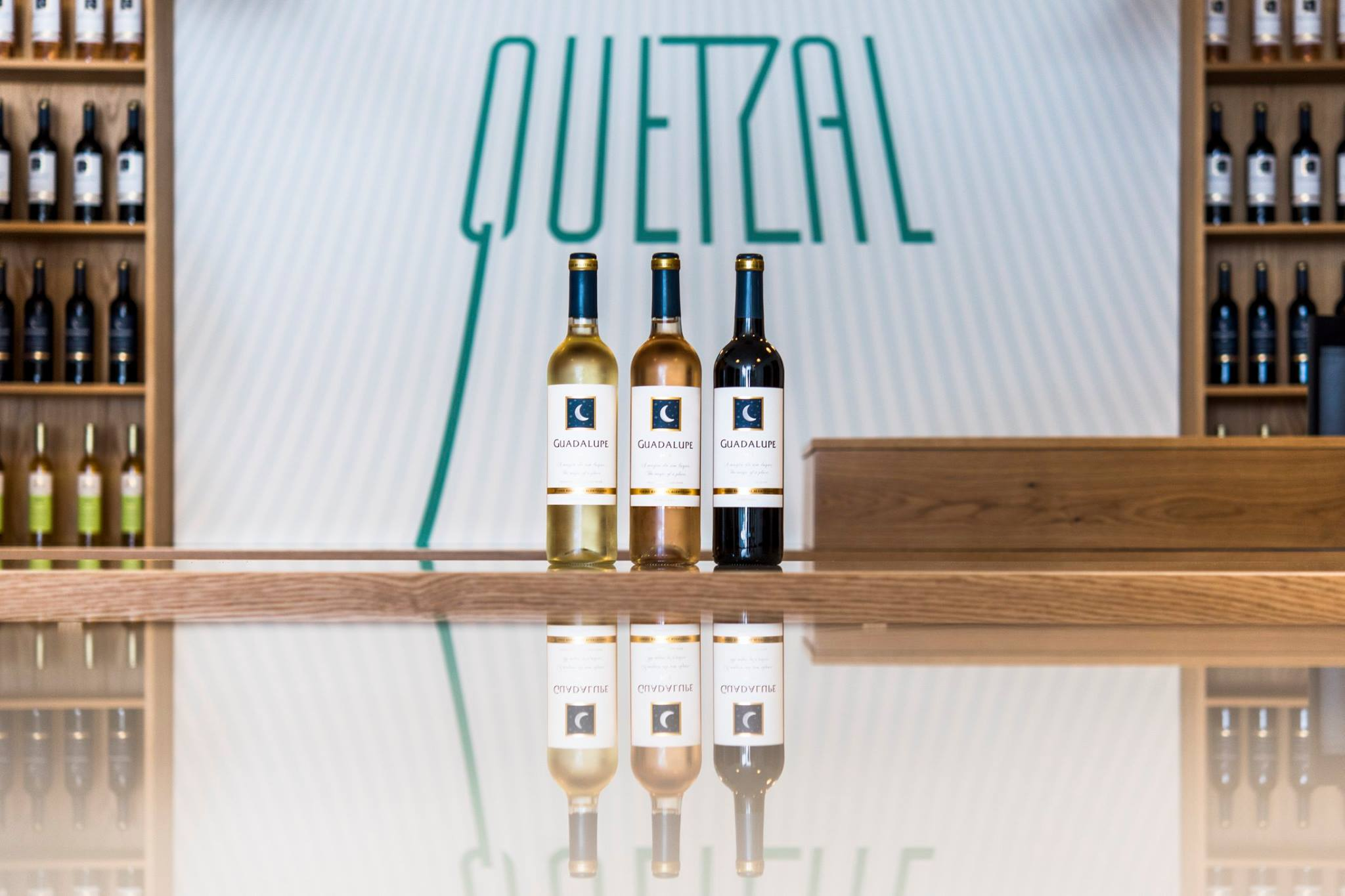 Quinta do Quetzal - Faça o seu Próprio Blend