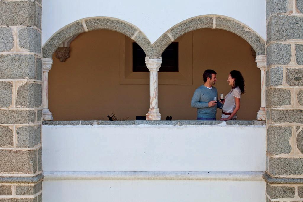 Convento do Espinheiro - Romance in Alentejo