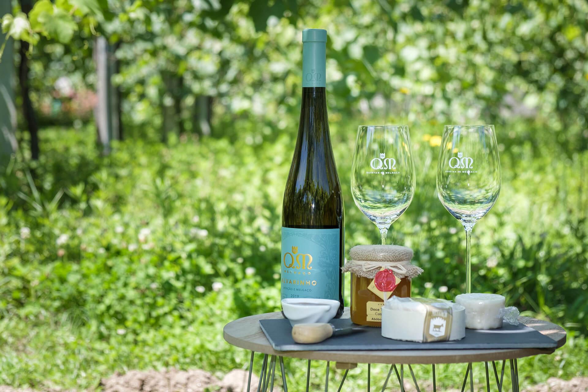Quintas de Melgaço - Visita & Prova Flavours