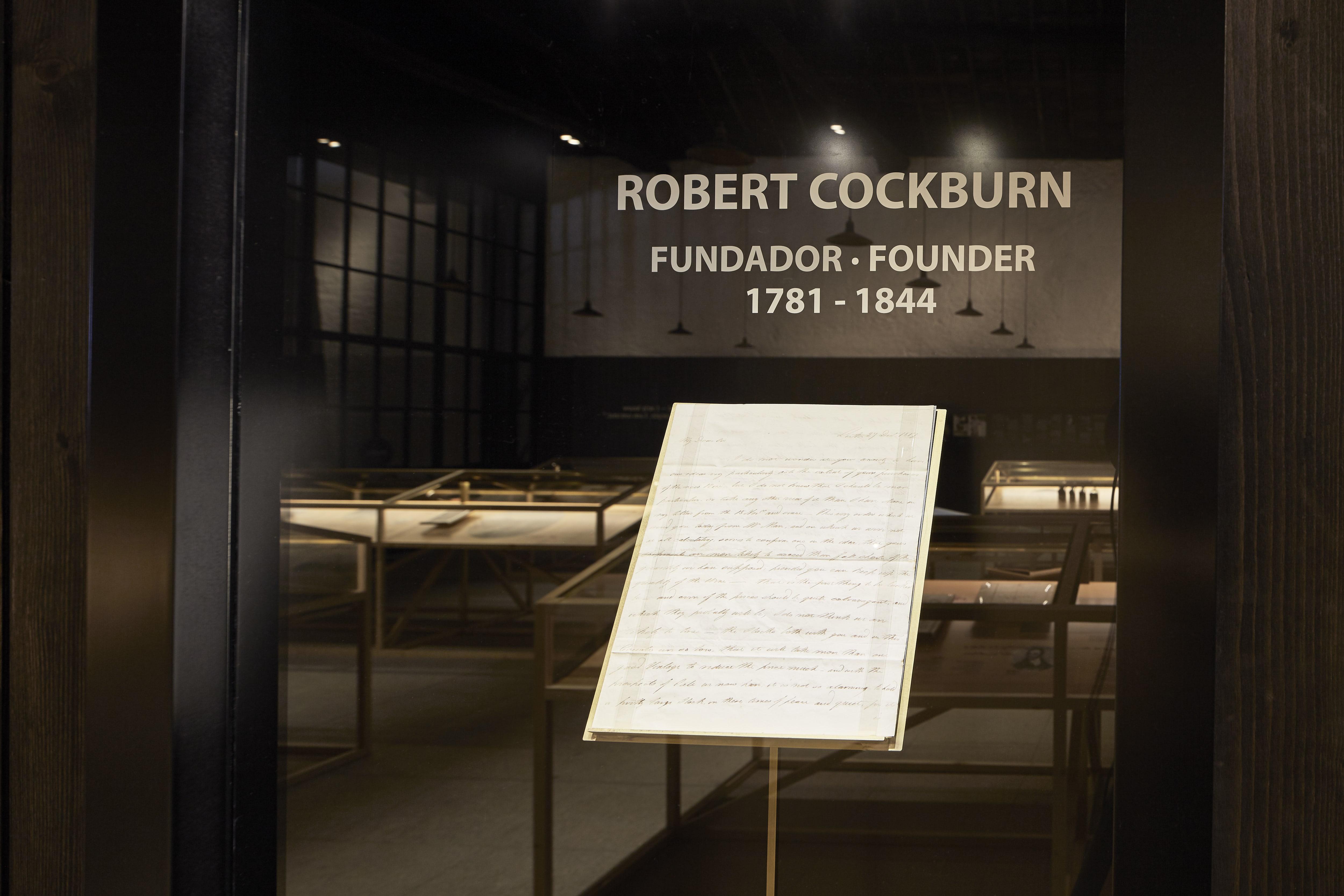 Caves Cockburn's - Visita & Prova Clássica