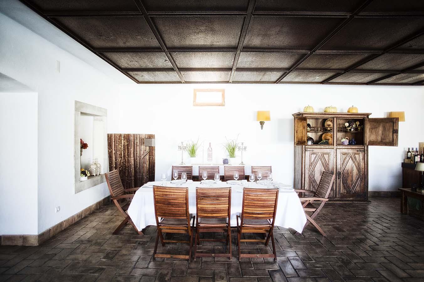 Quinta de Chocapalha - Visita, Prova & Almoço