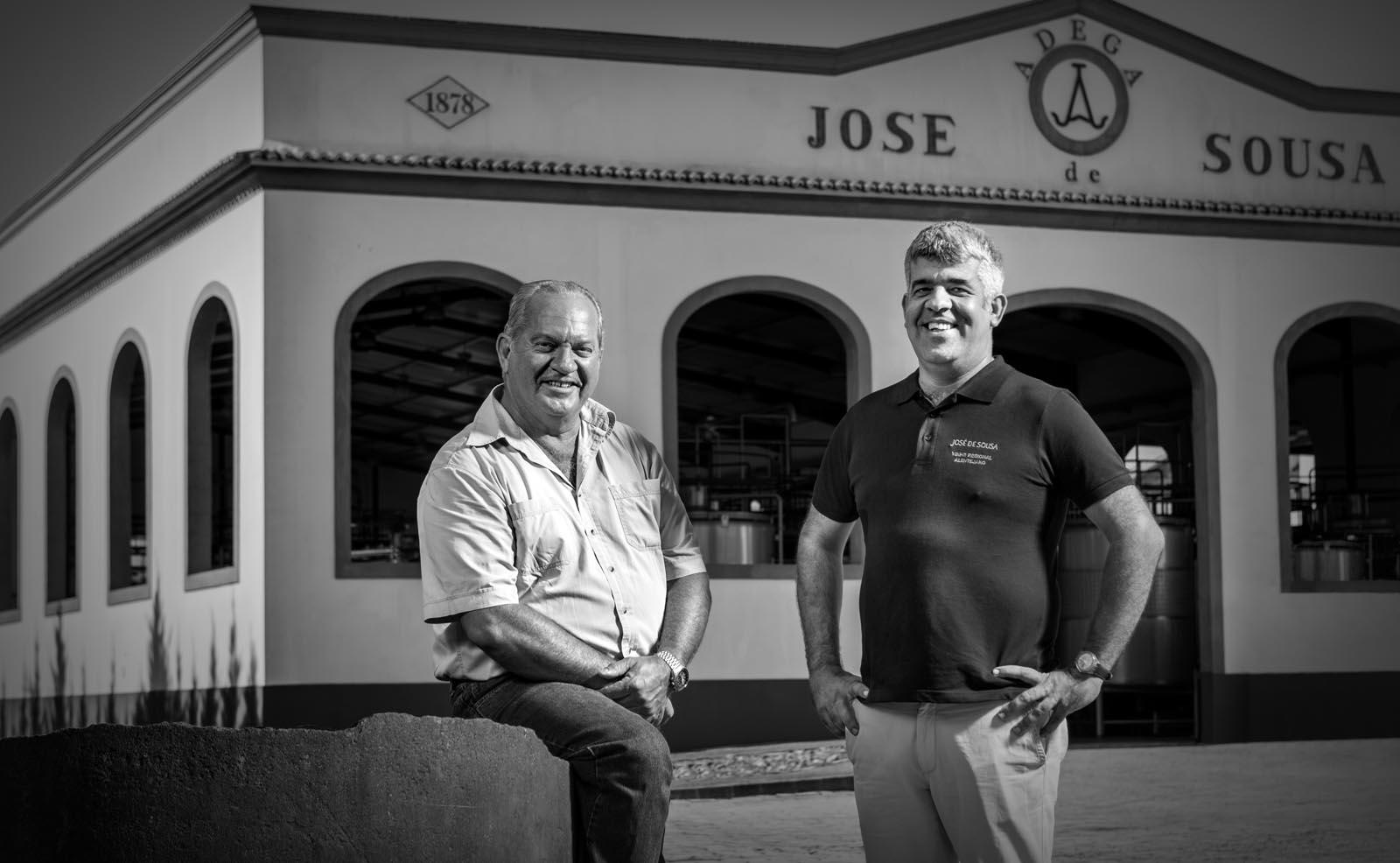 Adega José de Sousa – 3 Vinhos Premium
