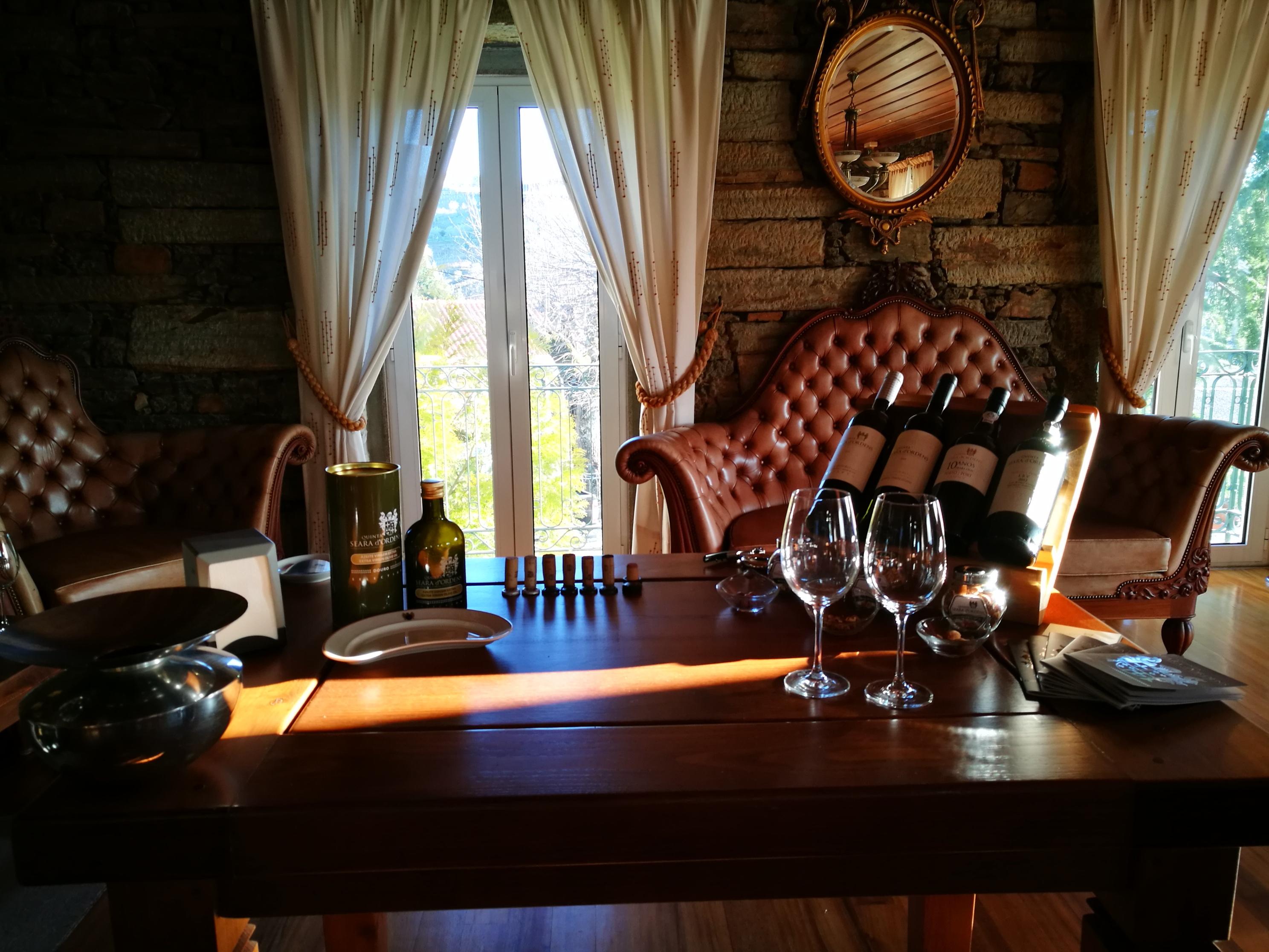 Quinta Seara d'Ordens - Visita & Prova Privada