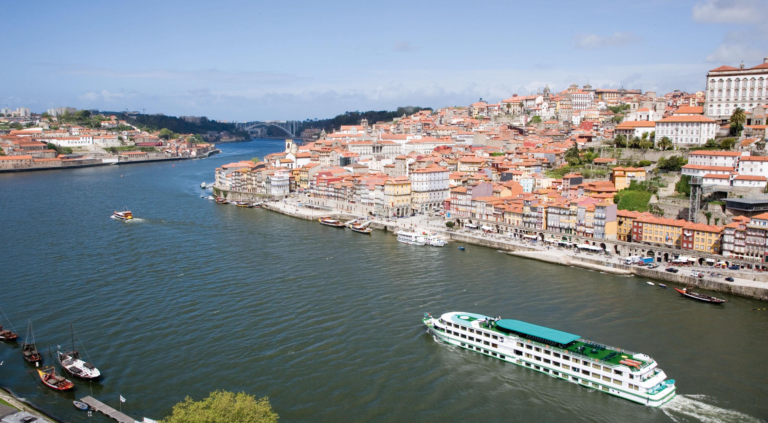 Glamour no Douro