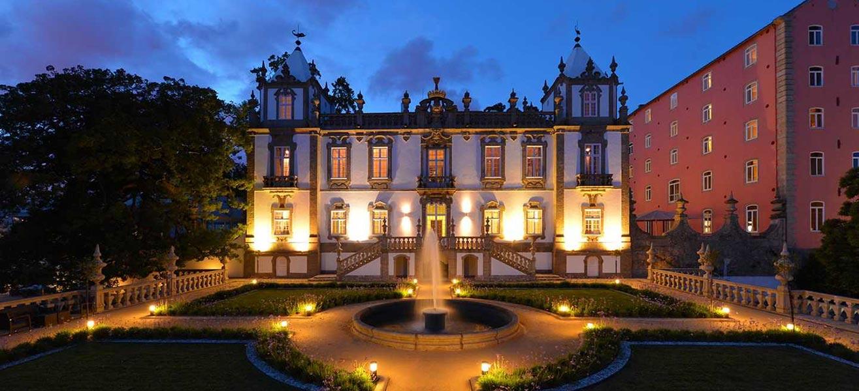 Pestana Palácio do Freixo – Noite & Jantar