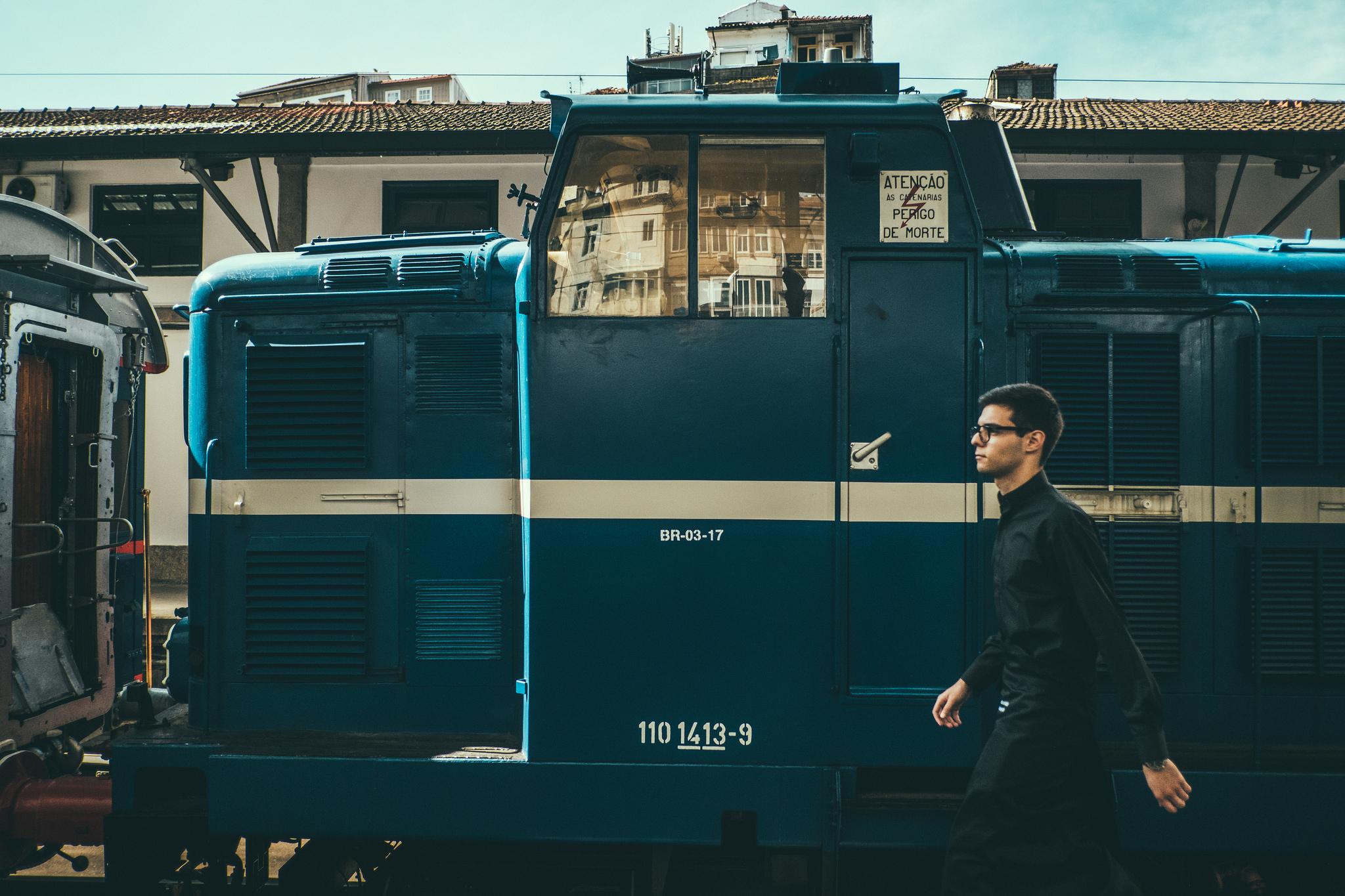 Comboio Presidencial Português