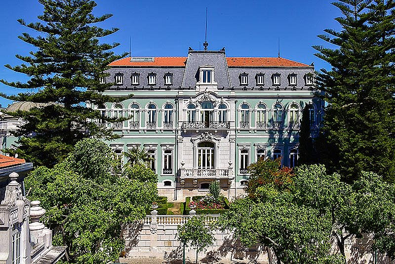 Pestana Palace Lisboa – Noite & Jantar