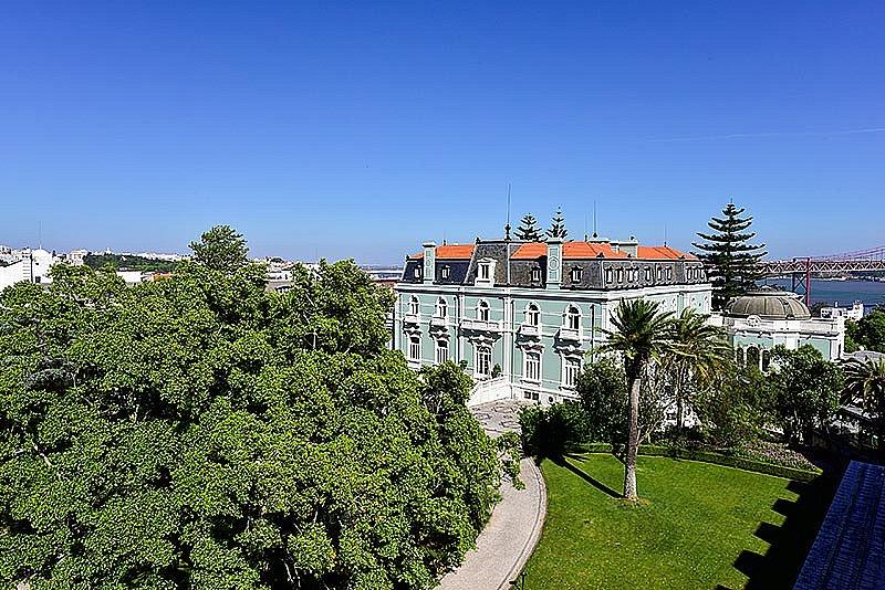 Pestana Palace Lisboa – 2 Noites & Jantar