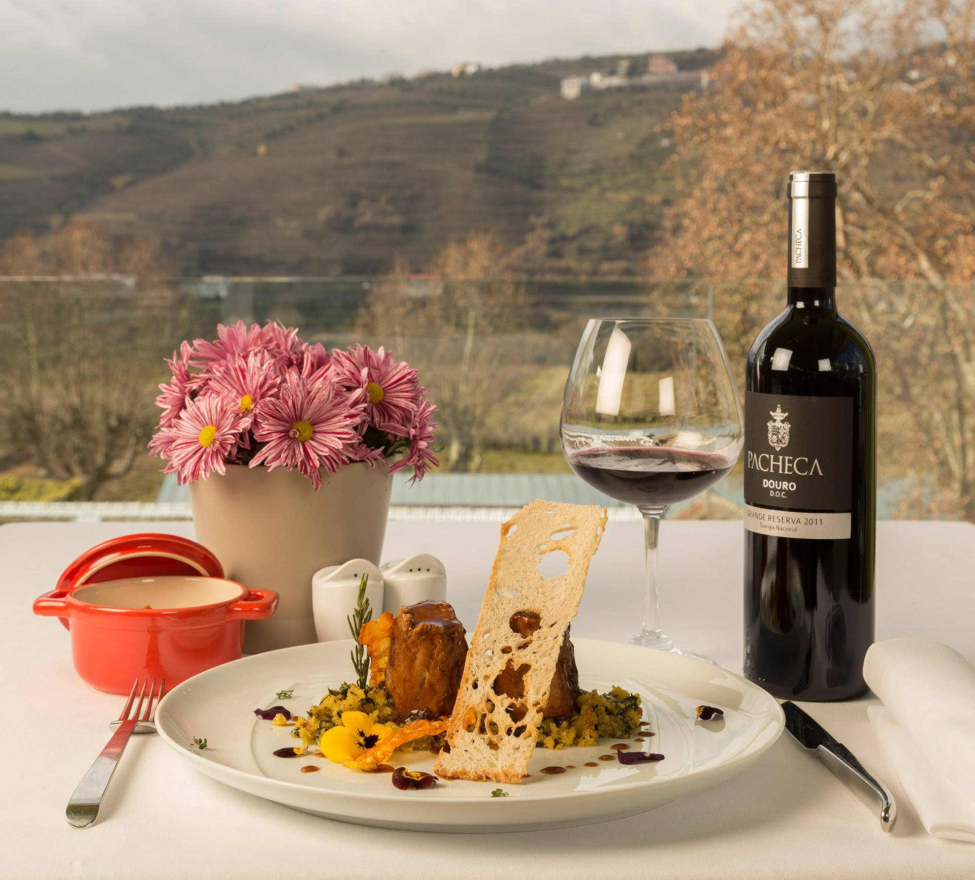 Quinta da Pacheca – Tasting, Meal & Workshop