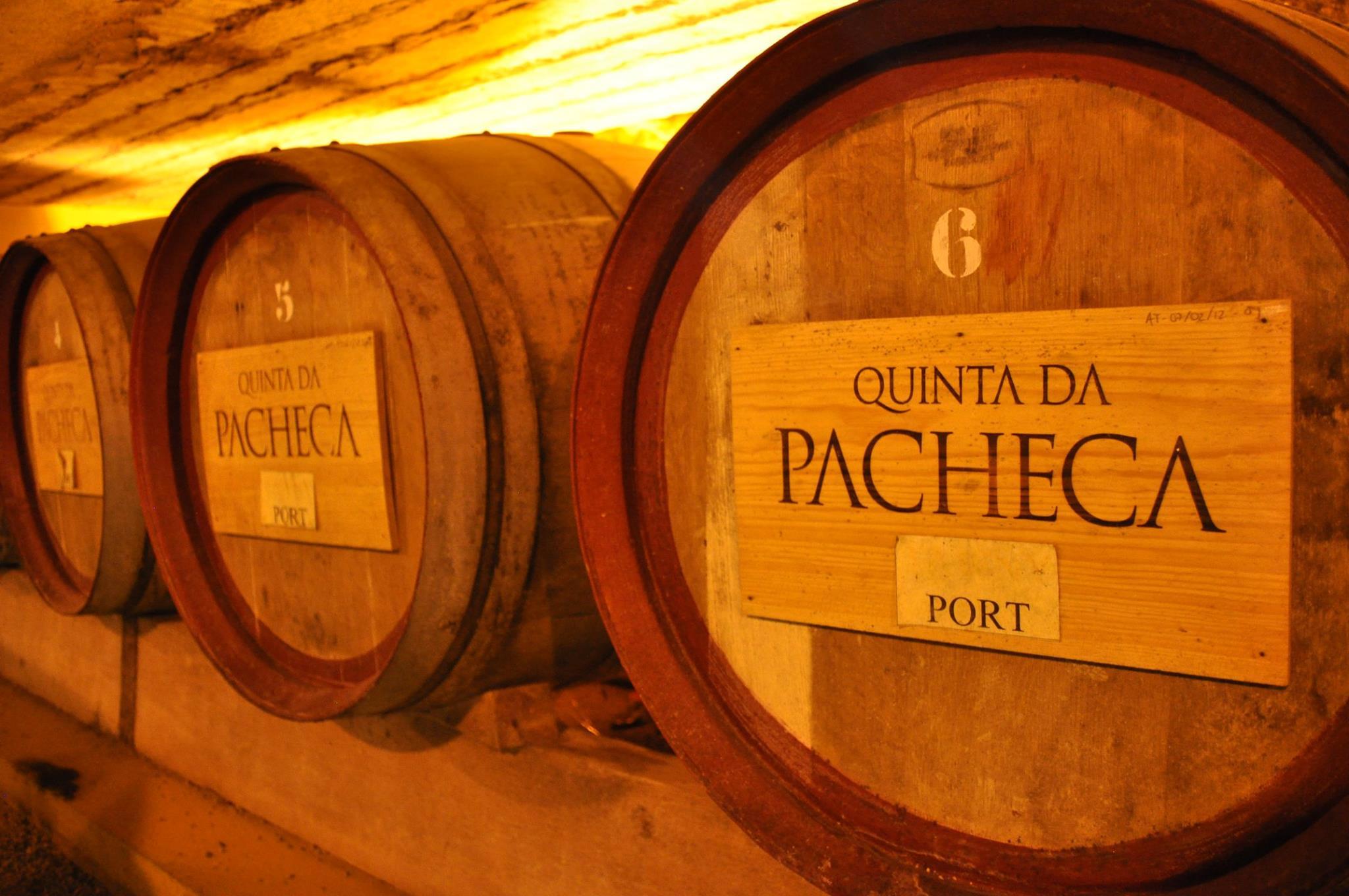 Quinta da Pacheca – Prova & Lagarada Tradicional