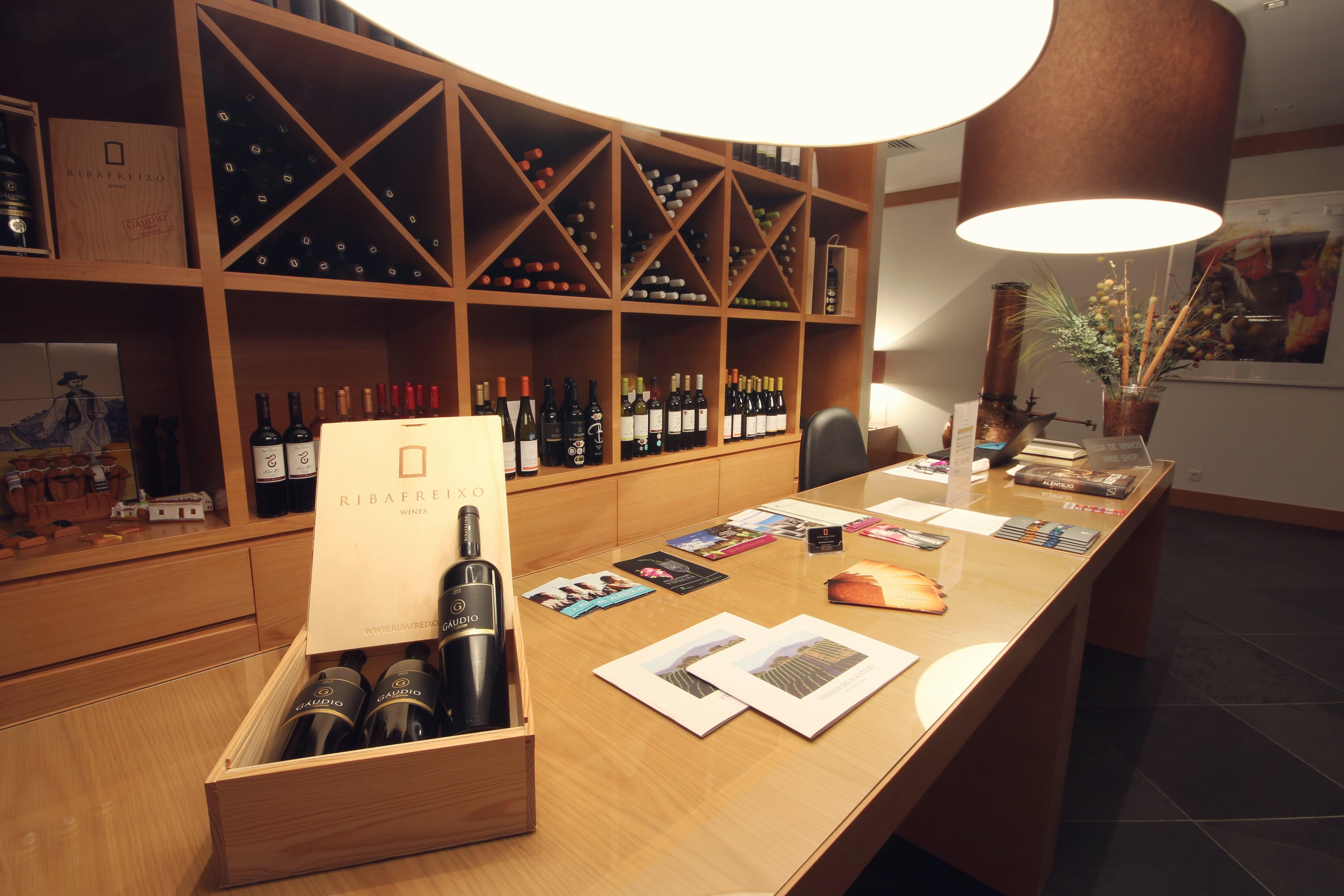 Ribafreixo Wines - 3 Vinhos & Produtos Regionais