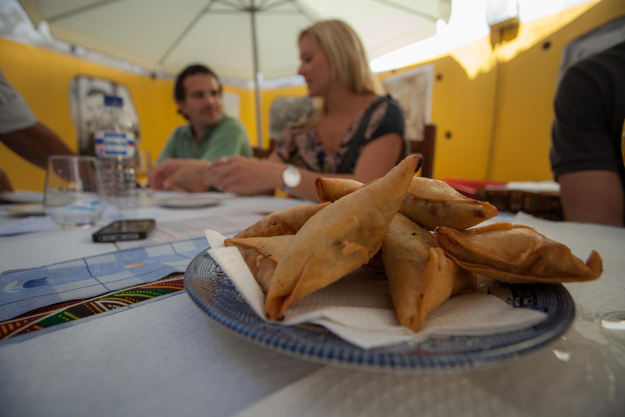 Tour Gastronómico Privado na Baixa Mouraria