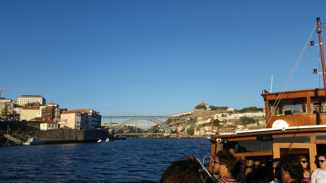 Tour in the Tagus River. SY Blue Jean |+| Excursion en