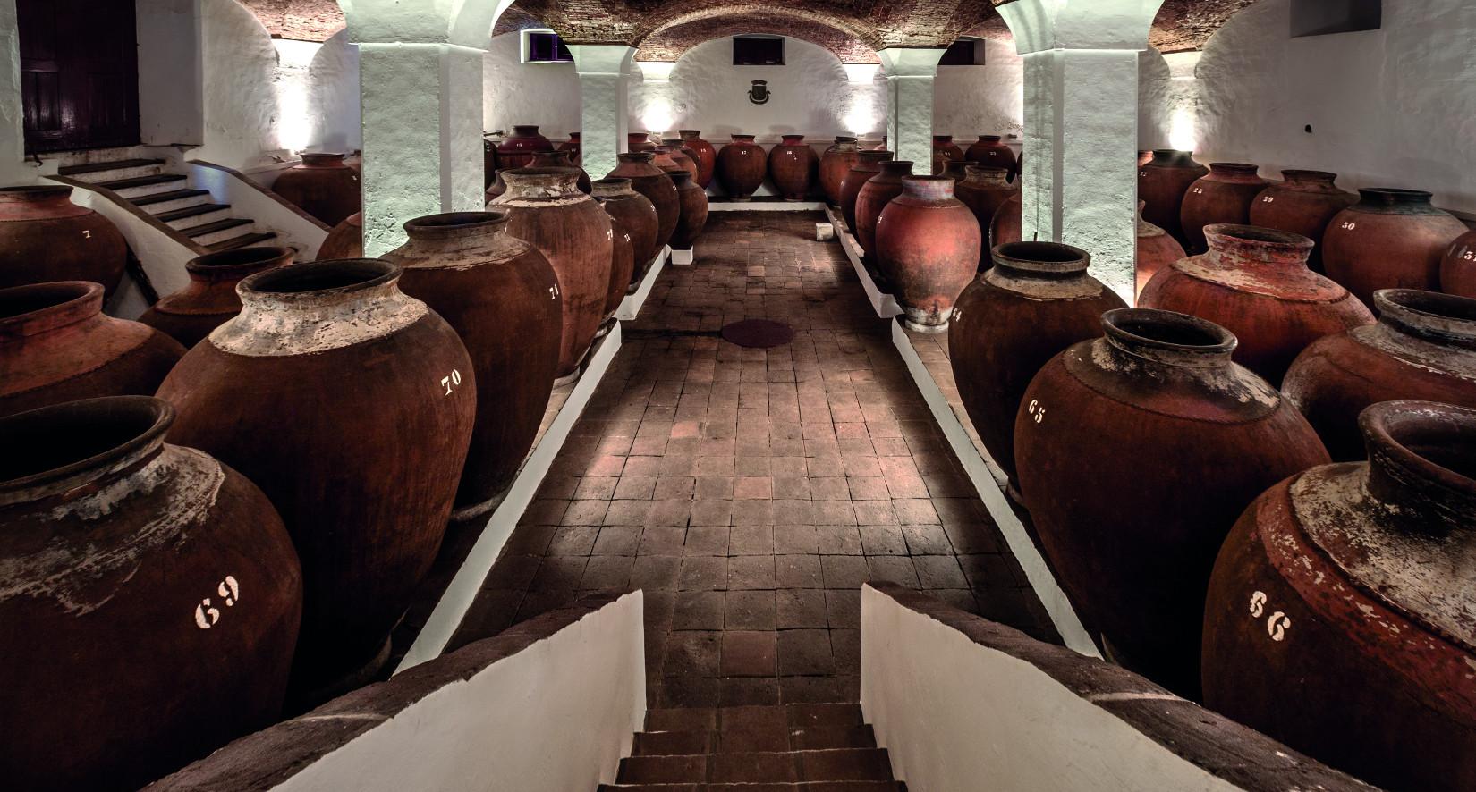 Adega José de Sousa – Experiência Vinho de Talha