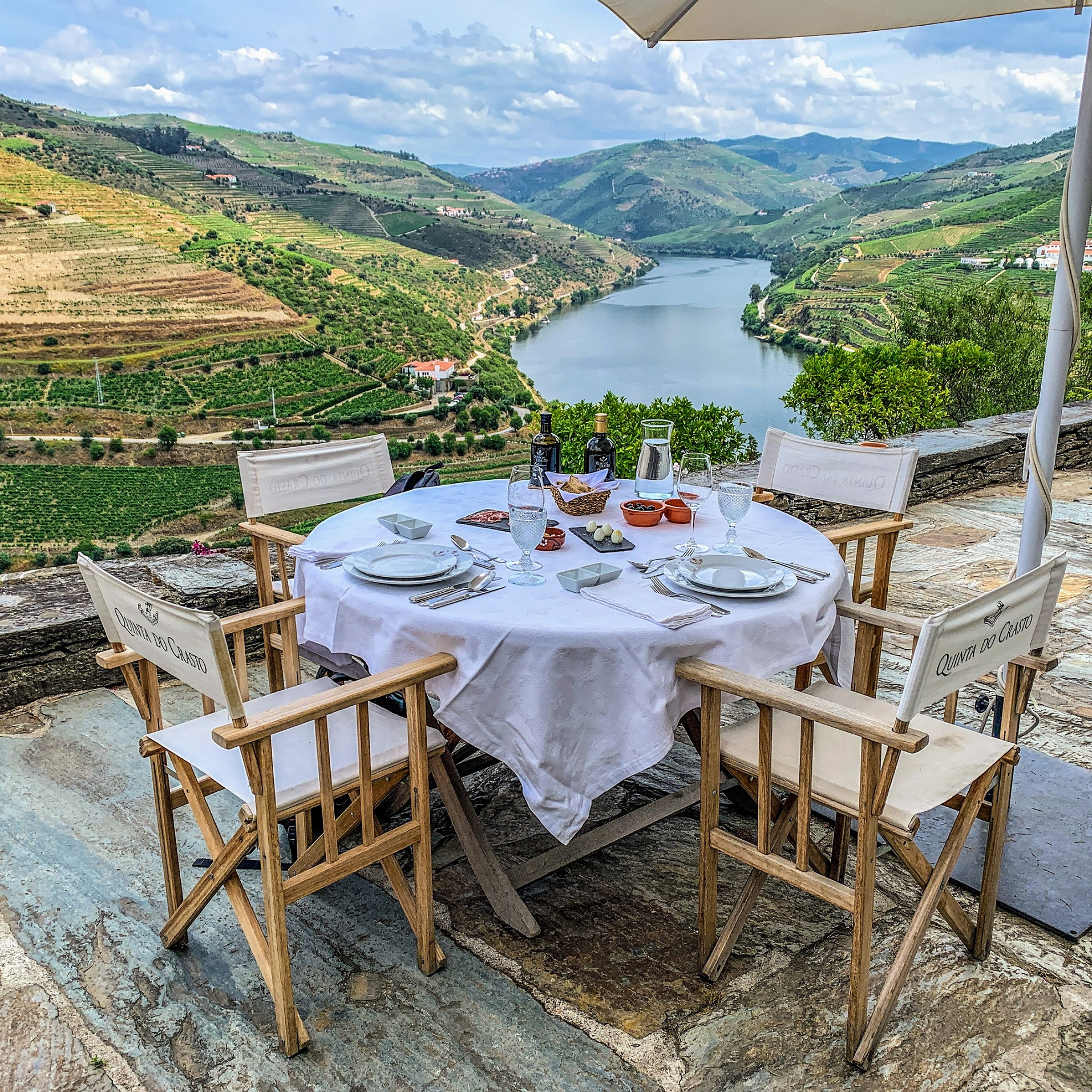 Quinta do Crasto - Wine Tasting & Lunch