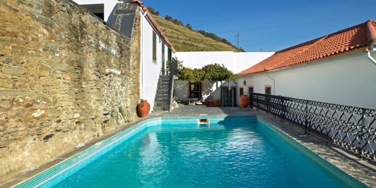 Quinta de la Rosa – Casa Amarela