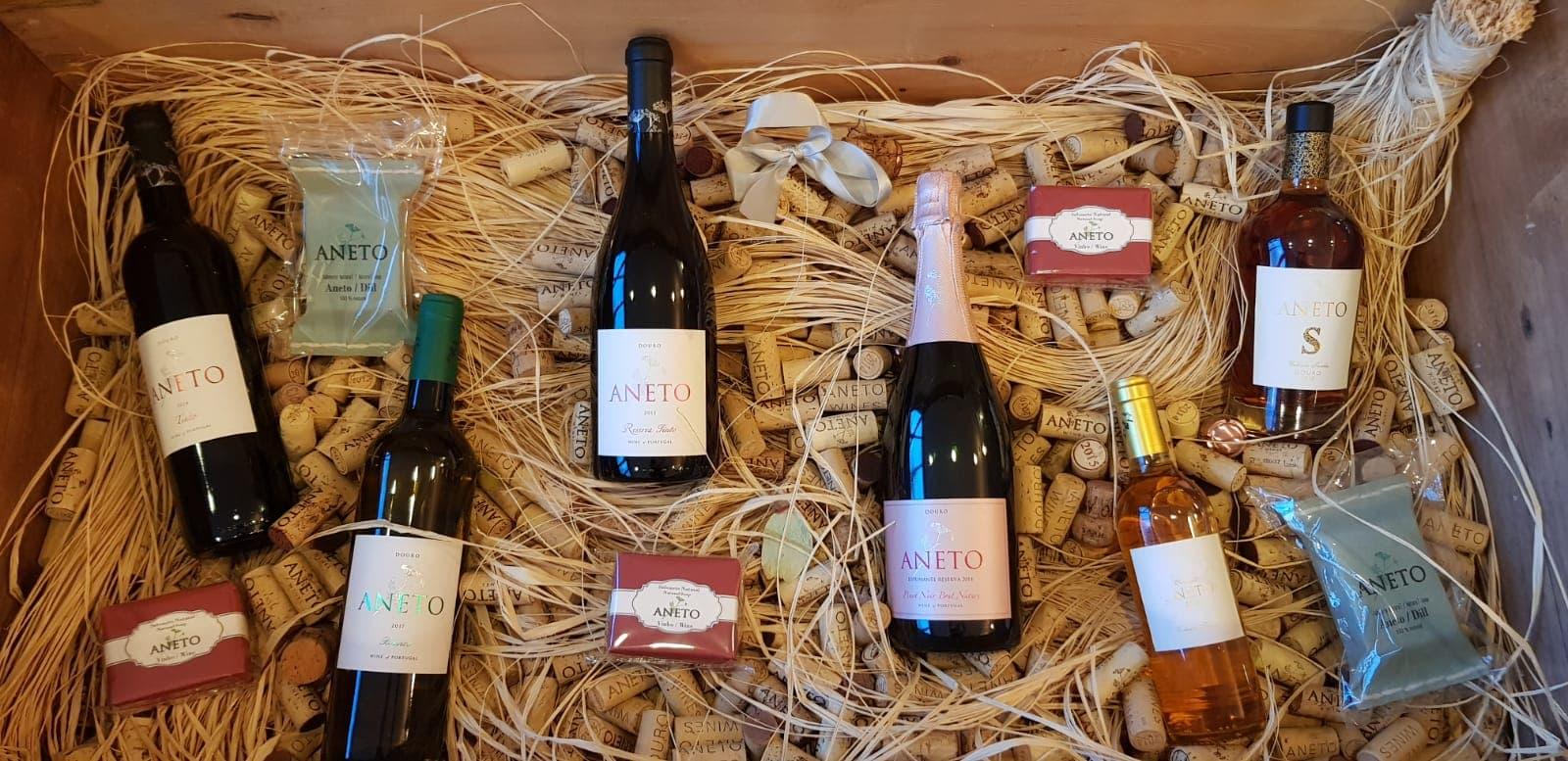 Aneto Wines - Visita & Prova Especial