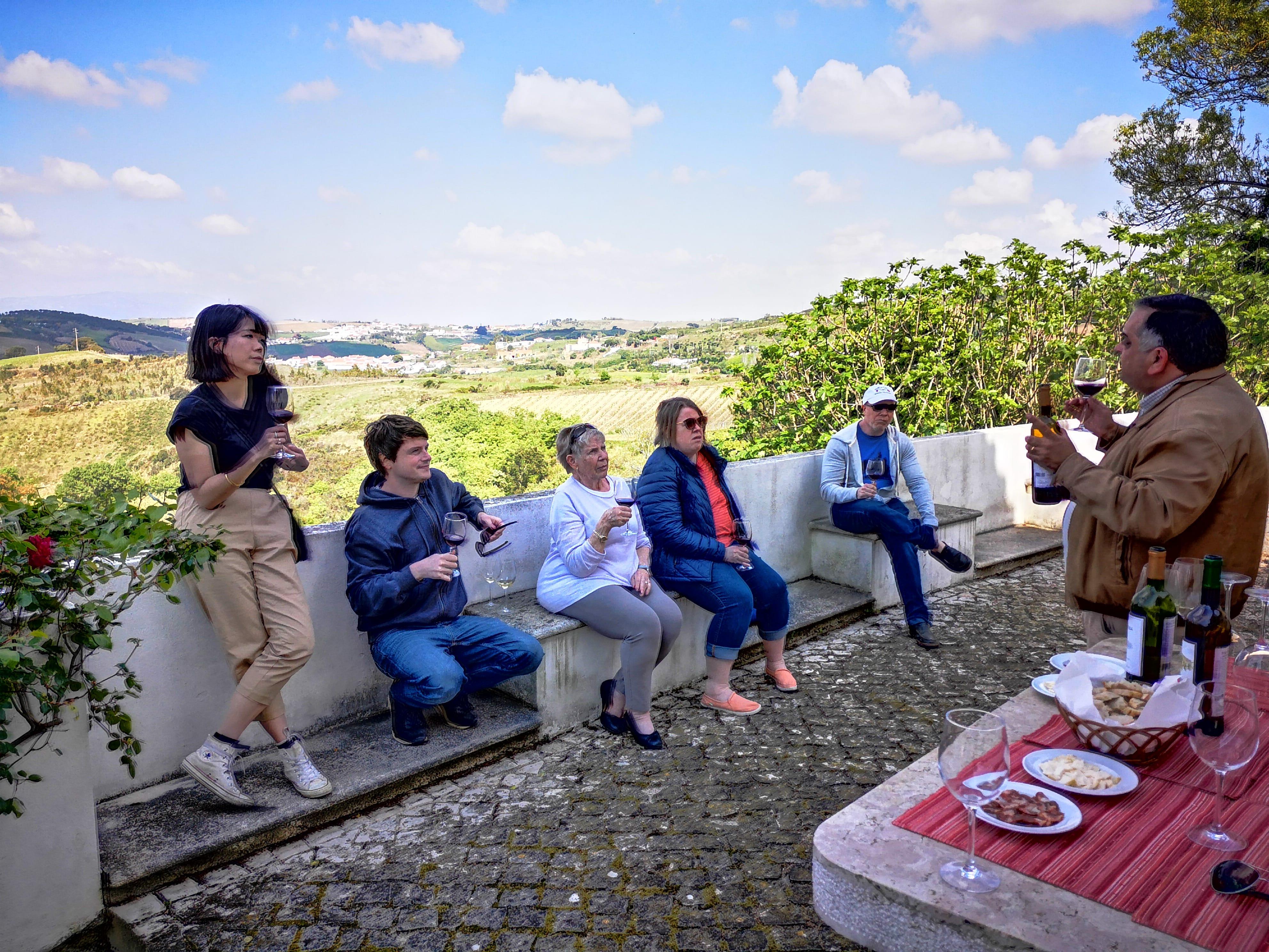 Harmonização de Vinho & Comida em Lisboa