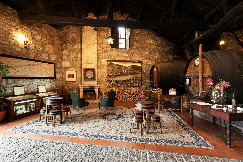 Caves Croft – Visita & Prova Cega