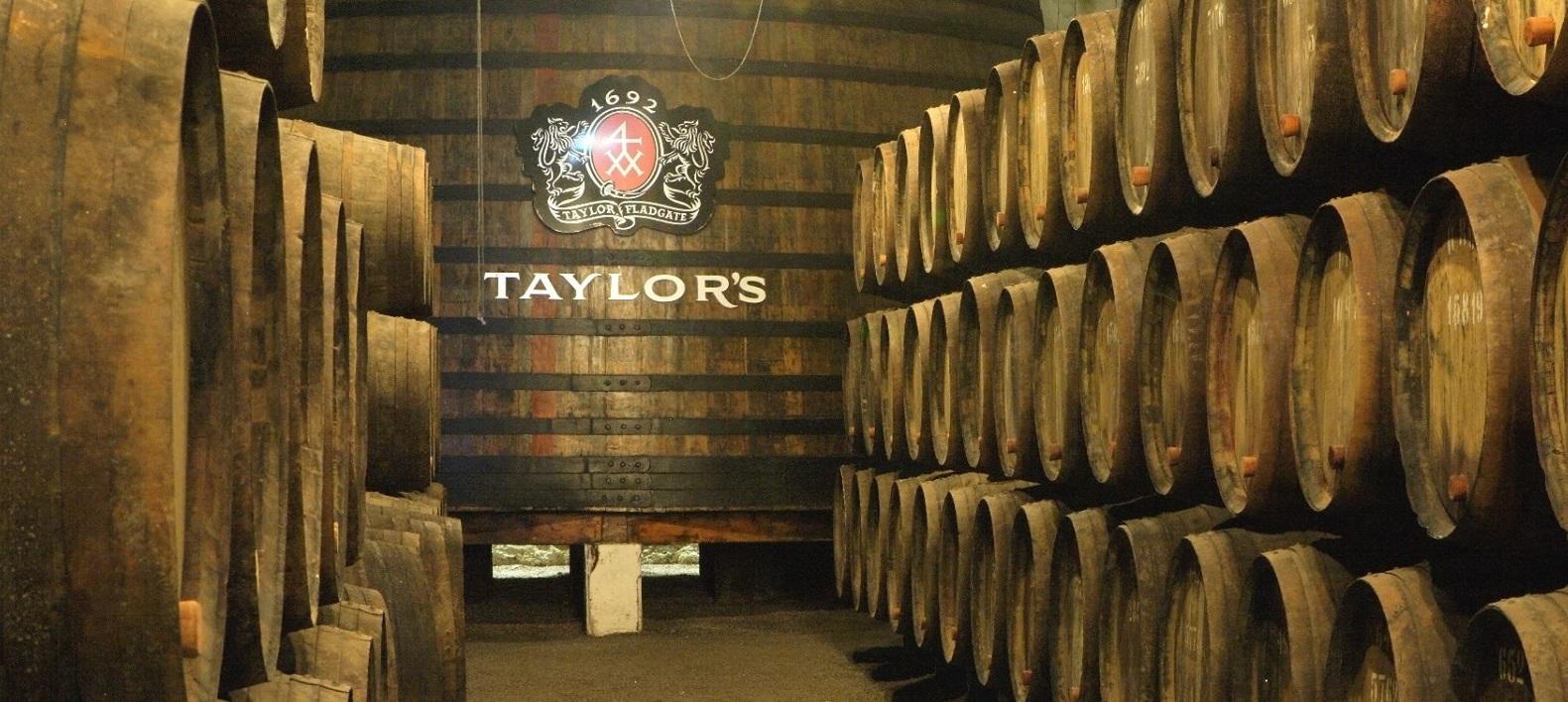 Caves Taylor's – Visita & Cata Signature