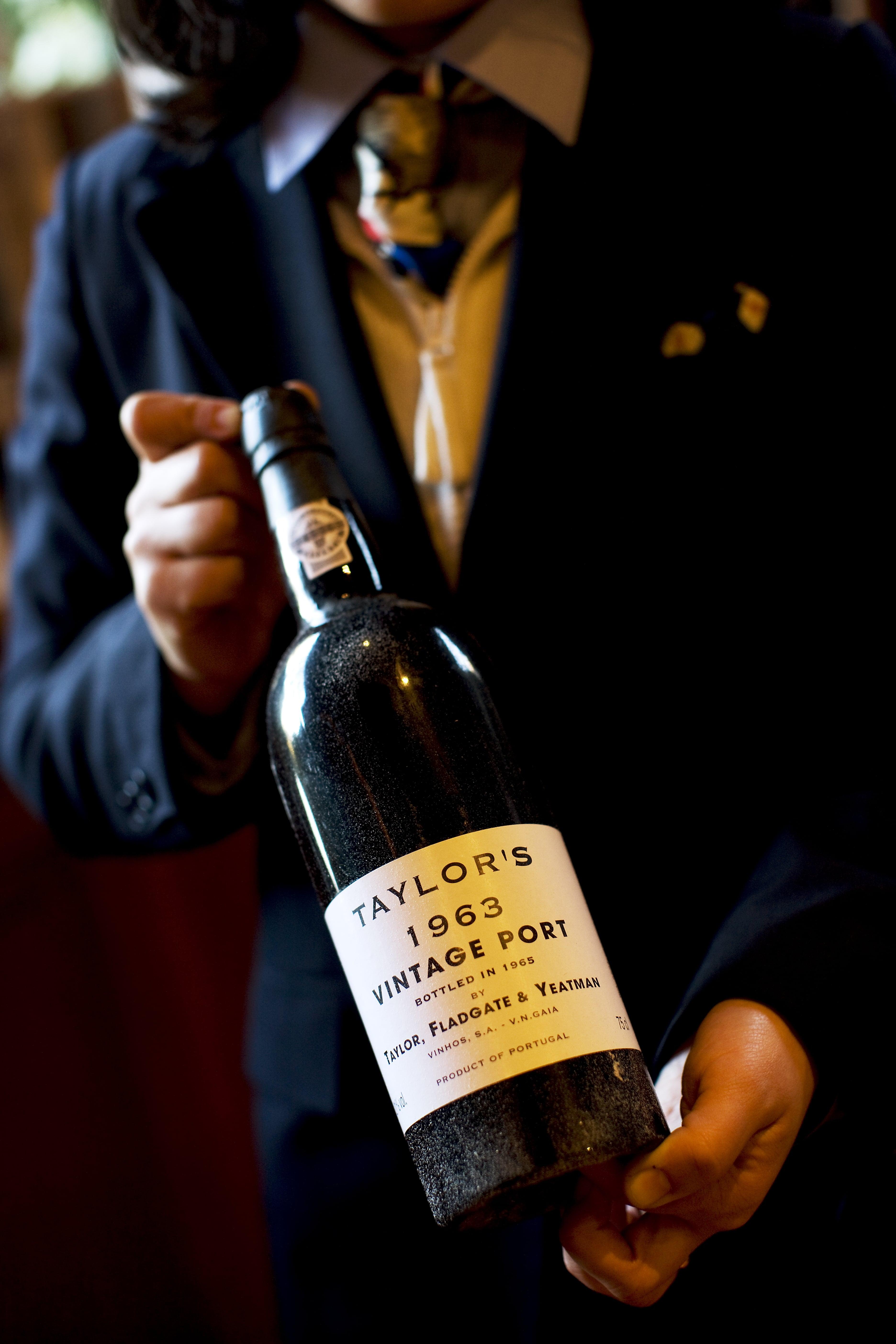 Caves Taylor's – Visit & Connoisseur Wine Tasting