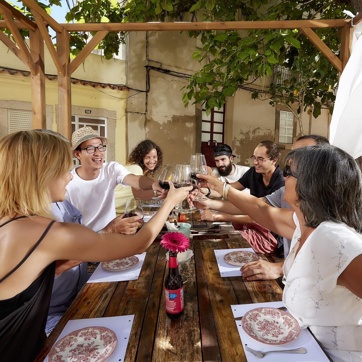 Wine & Food Walking Tour in Faro