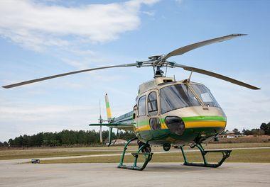 Herdade da Malhadinha Nova - Voo de Helicóptero