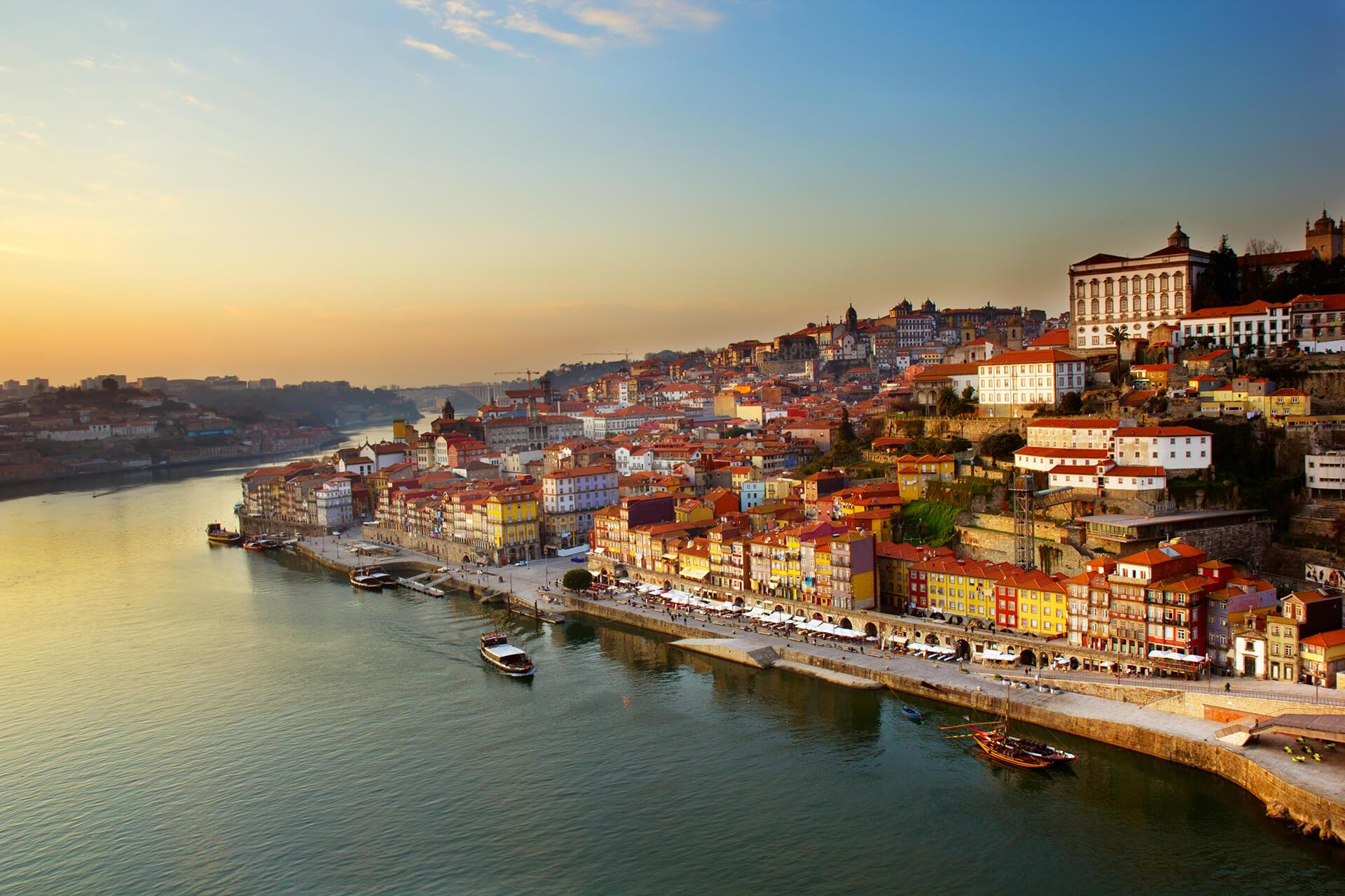 Douro and Oporto