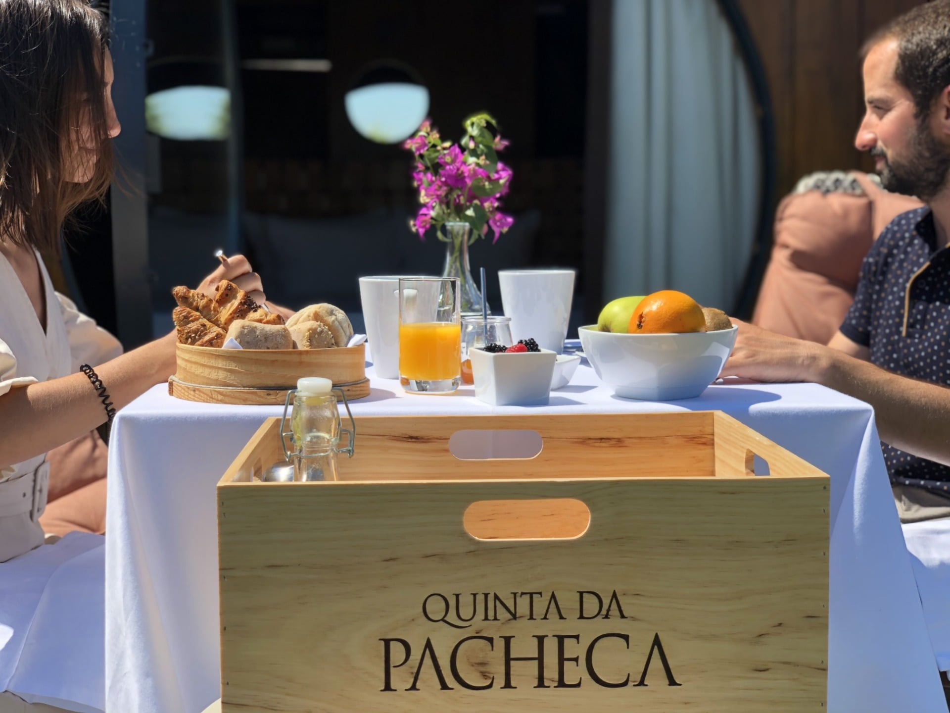 Quinta da Pacheca - One Night Break