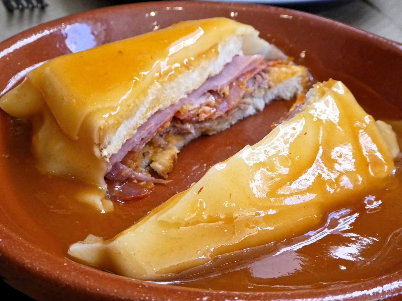 Paseo Gastronómico en Oporto