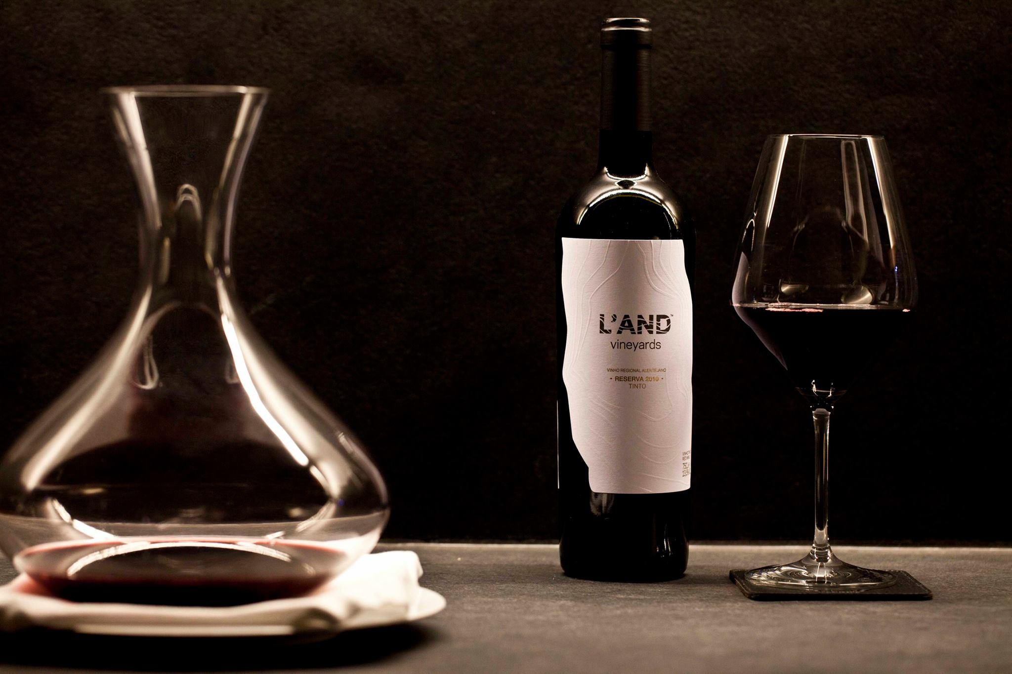 L'AND Vineyards – Assim Nasce um Vinho